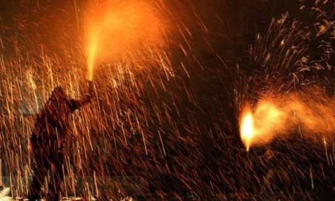 Πάσχα 2015: «Το ζεϊμπέκικο της φωτιάς» στην Καλαμάτα