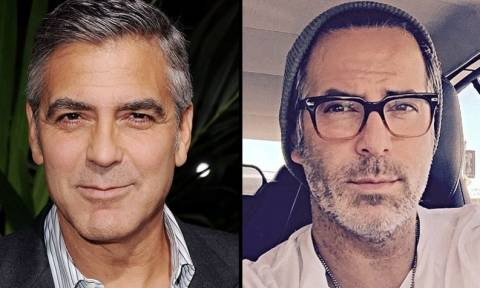 Είναι αυτό το μοντέλο ο σωσίας του George Clooney;
