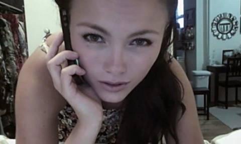 Χάκερ κατέγραφε τις προσωπικές στιγμές μιας όμορφης κοπέλας μέσω της webcam της!