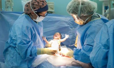 ΠΟΥ: Οι καισαρικές να γίνονται μόνο αν είναι «ιατρικά απαραίτητες»