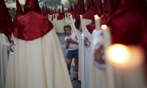 Η Εβδομάδα των Παθών σε όλο τον κόσμο (photos)