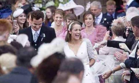 Σκωτσέζικος γάμος για Μάρεϊ