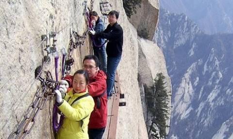 «Μαύρη λίστα» για αγενείς Κινέζους τουρίστες