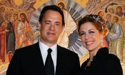 Tom Hanks - Rita Wilson: Η νηστεία της Σαρακοστής, ο επιτάφιος και το Ελληνικό Πάσχα