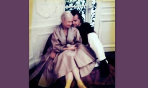 Δεν φαντάζεστε ποιος Έλληνας σχεδιαστής ήταν παντρεμένος με γοητευτική Γαλλίδα!