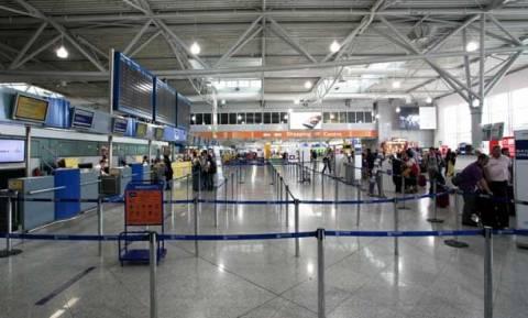 Στα 5 εκατ. οι επιβάτες το α' τρίμηνο στα ελληνικά αεροδρόμια