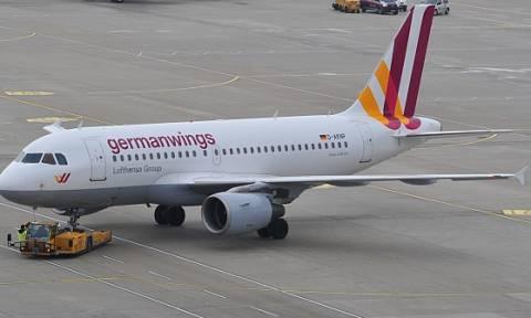 Απειλή για βόμβα σε αεροσκάφος της Germanwings