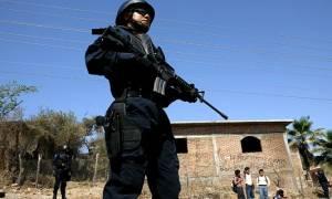 Συνέλαβαν μεγαλέμπορο ναρκωτικών στο Μεξικό