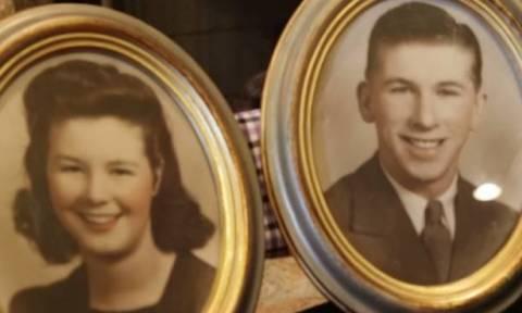 Παντρεμένοι για 73 χρόνια, πέθαναν με διαφορά πέντε λεπτών!