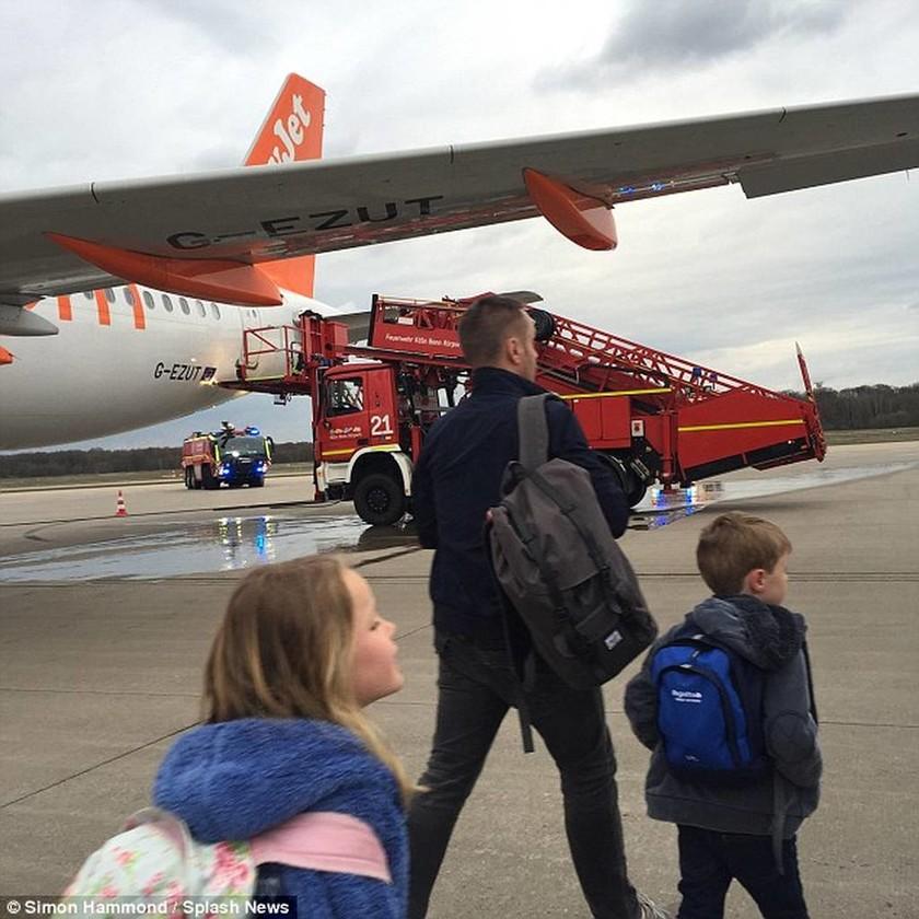 Συναγερμός στον αέρα: Αναγκαστική προσγείωση αεροσκάφους με προορισμό την Πάφο