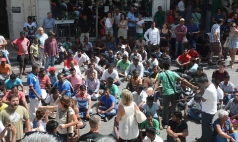 Νέο κύμα παράνομα εισελθόντων αλλοδαπών σε Μυτιλήνη - Χίο