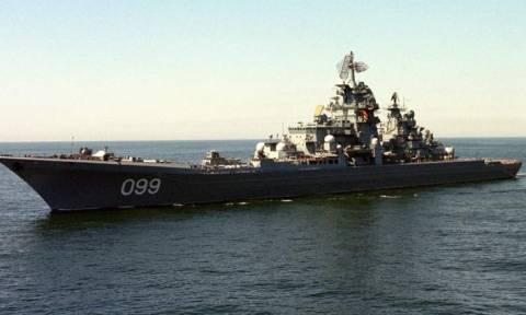 Ρωσία: Αντιαεροπορικές και ανθυποβρυχιακές ασκήσεις στο Στενό της Μάγχης