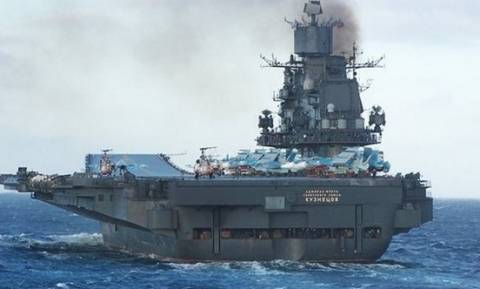Ασκήσεις του ρωσικού ναυτικού στον Ειρηνικό
