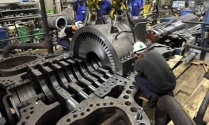 Αύξηση 2,5% στη βιομηχανική παραγωγή στην Ελλάδα