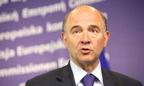 Μοσκοβισί: Περιμένουμε από την Αθήνα λίστα με ακριβείς μεταρρυθμίσεις