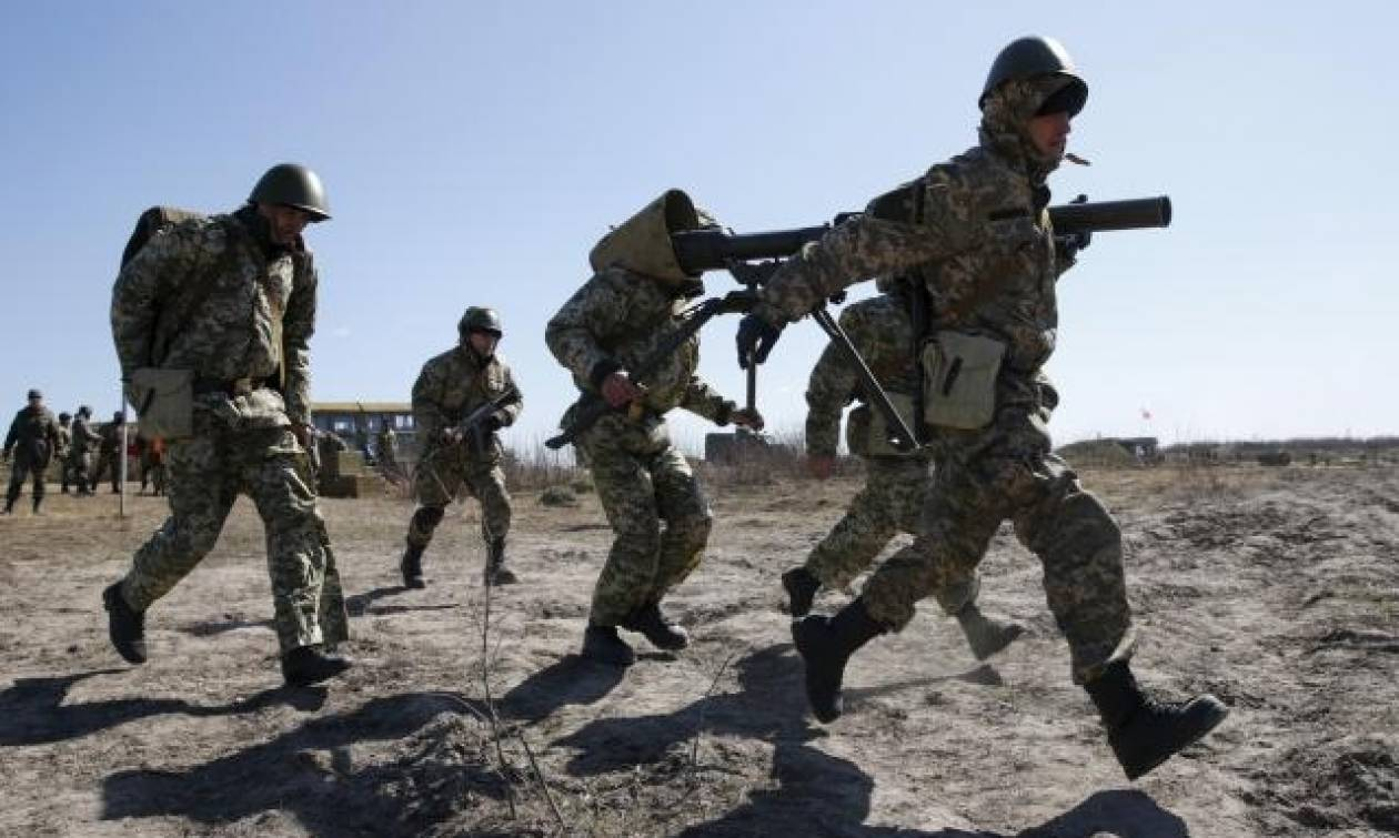 Ουκρανία: Έξι Ουκρανοί στρατιώτες νεκροί παρά την εκεχειρία
