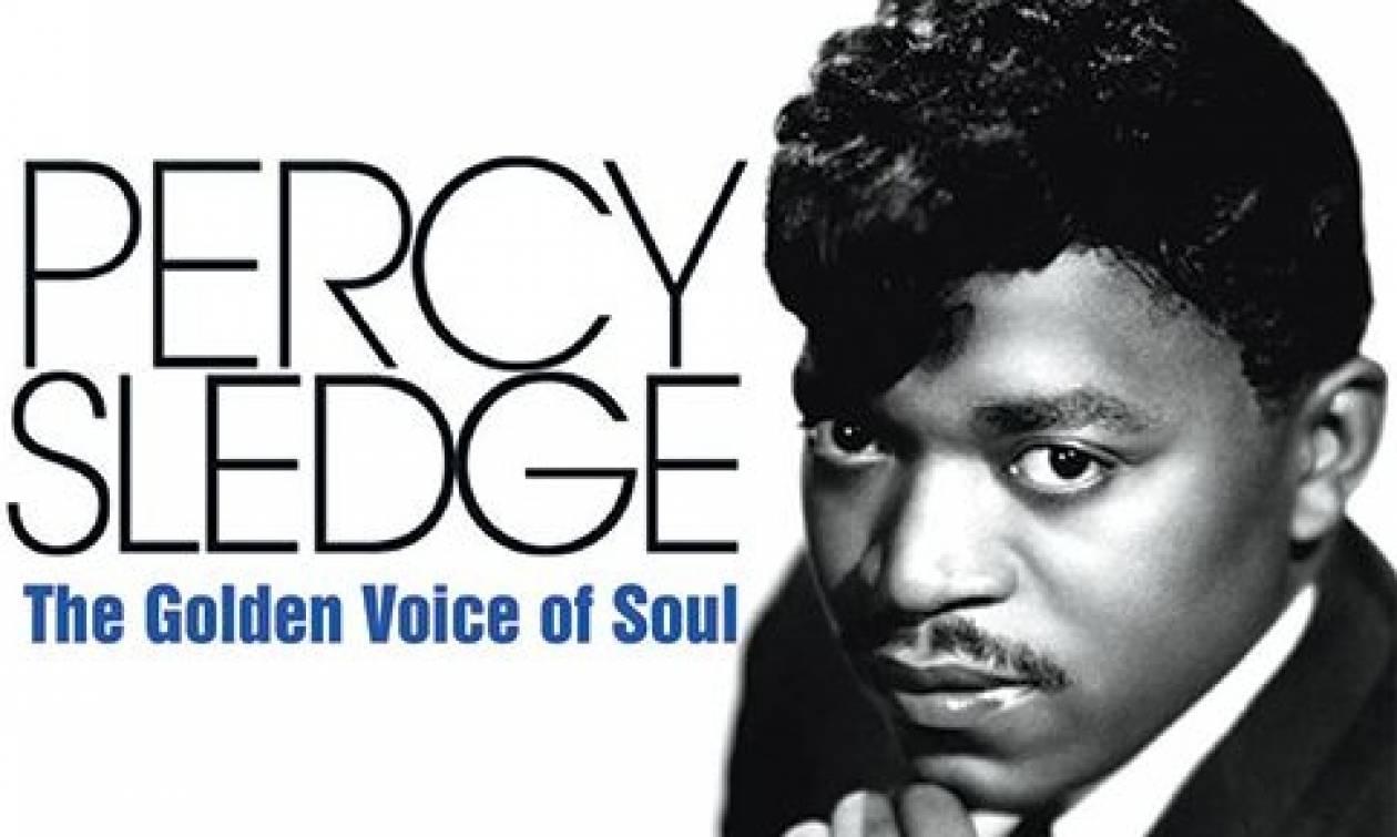 Πέθανε ο ταλαντούχος τραγουδιστής Percy Sledge