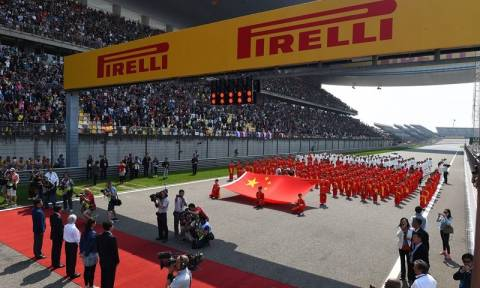 F1 Grand Prix Κίνας: Ο αγώνας μέσα από τις σημειώσεις των μηχανικών της Pirelli