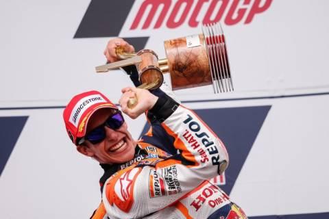 MotoGP Grand Prix Αμερικής: Ο Marquez ξαναγράφει τα βιβλία των ρεκόρ (Photos)