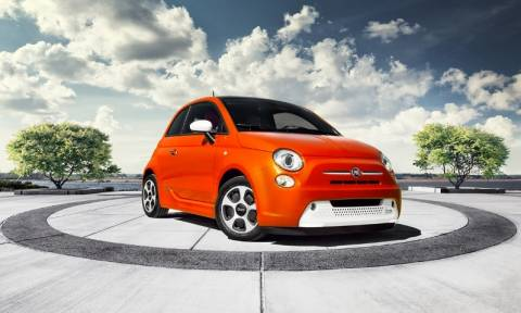 Fiat: Ανάκληση για το 500e