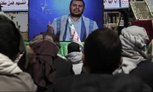 Κυρώσεις από τις ΗΠΑ στους ηγέτες των αναρτών Χούτι στην Υεμένη