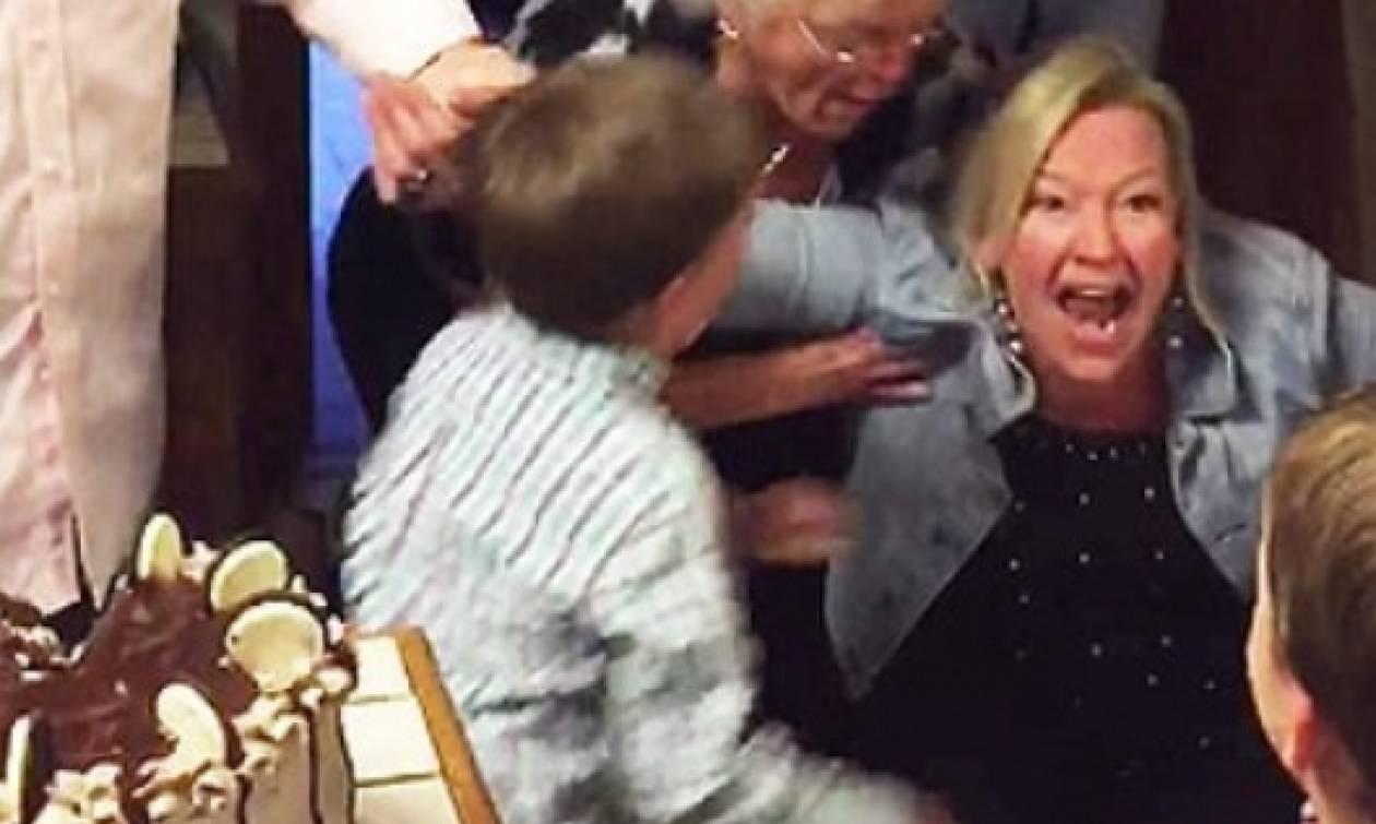 Μητέρα με 6 αγόρια τρελαίνεται όταν μαθαίνει το φύλο του έβδομου απογόνου!