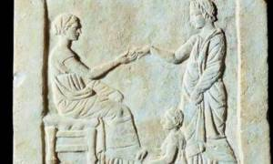 Πουλήθηκε η επιτύμβια στήλη του 4ου αιώνα π.Χ. σε δημοπρασία του οίκου Κρίστις
