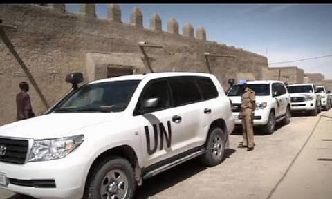 Μαλί: Επίθεση αυτοκτονίας με θύματα πολίτες σε βάση των Ηνωμένων Εθνών