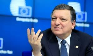 Μπαρόζο: Μεγαλύτερος τώρα ο κίνδυνος του Grexit