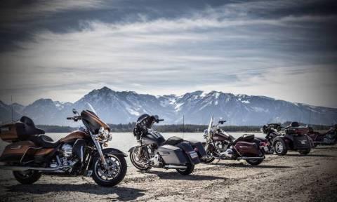 Harley Davidson: Τα νέα μοντέλα έρχονται στην Αθήνα