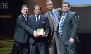 Audi: Χρυσό βραβείο για την Kosmocar