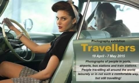 Travellers: Θεματική έκθεση φωτογραφίας στην Blank Wall Gallery