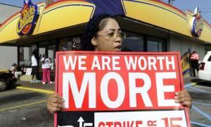 ΗΠΑ: Ξεσηκώθηκαν οι εργαζόμενοι σε ταχυφαγεία