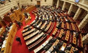 Βουλή: Μόλις 57 βουλευτές στην Ολομέλεια!