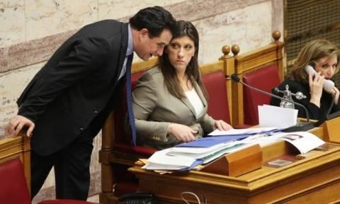 «Αστειότητες» Γεωργιάδη κατά της Ζωής Κωνσταντοπούλου στη Βουλή