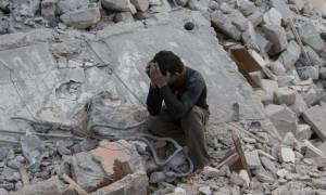 Συρία: Πάνω από 220.000 οι νεκροί στα τέσσερα χρόνια σύρραξης