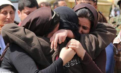 Φρίκη: Με κλήρωση διάλεγαν οι τζιχαντιστές τις ανήλικες που θα βίαζαν