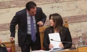 Άδωνις σε Κωνσταντοπούλου: Η Βουλή δεν είναι βενζινάδικο στην Αιδηψό