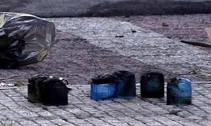 Έκρηξη από γκαζάκια σε επιχείρηση τα ξημερώματα στο Ηράκλειο