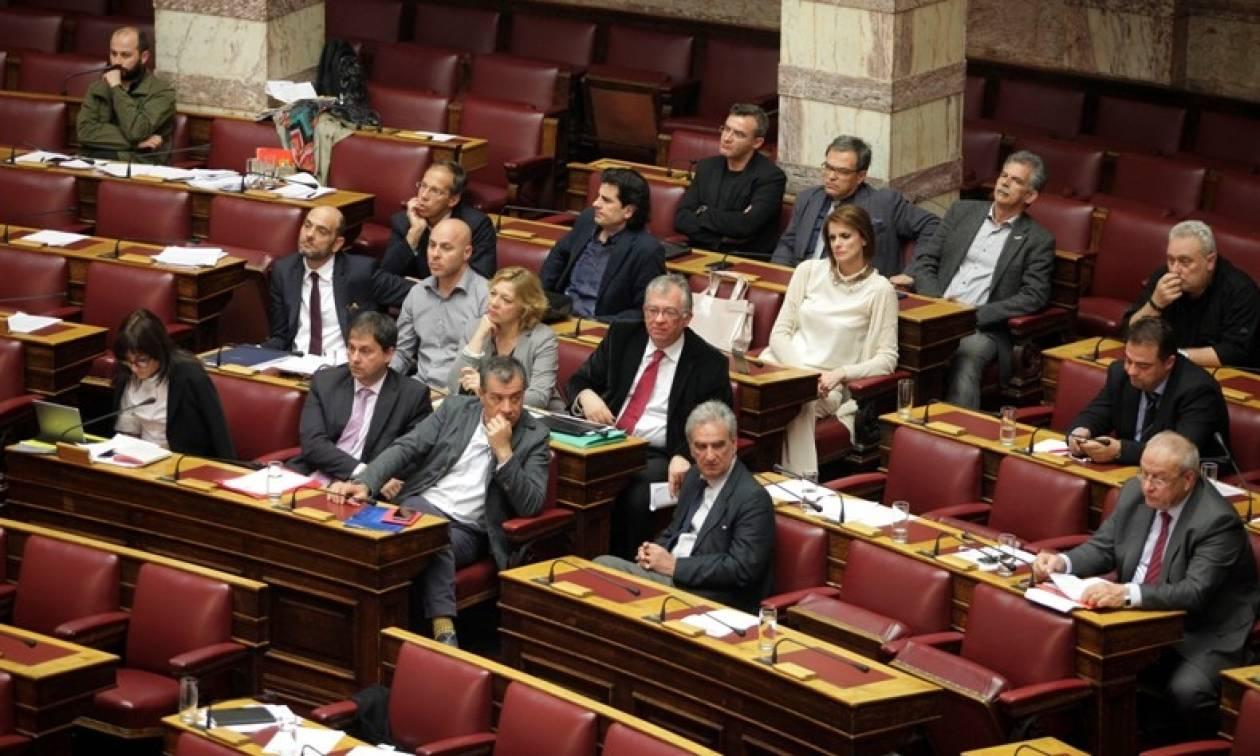Ψηφίστηκε επί της αρχής το νομοσχέδιο για τις φυλακές - Το βράδυ η ψηφοφορία