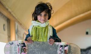 Σκέιτ στο Αφγανιστάν; (photos)