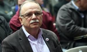 Παπαδημούλης: Η απόφαση για τερματισμό της κατάληψης υπηρετεί τη δημοκρατία