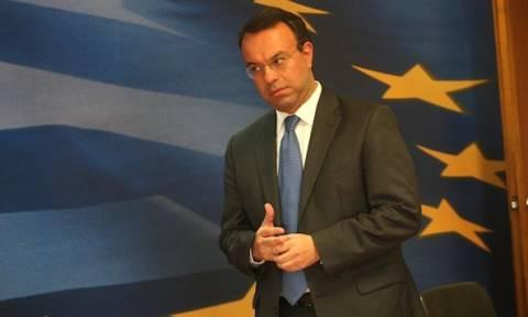 Ο εβδομαδιαίος απολογισμός Σταϊκούρα στο έργο της κυβέρνησης