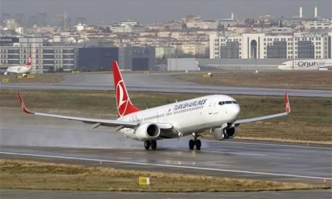 Απειλή για βόμβα σε αεροσκάφος της Turkish Airlines