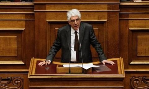 Παρασκευόπουλος: Η ρύθμιση για ισοβίτες ανάπηρους δεν σημαίνει απόλυση