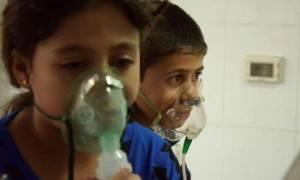 Συρία: Δάκρυσαν τα μέλη του ΣΑ του ΟΗΕ βλέποντας ένα βίντεο από επίθεση με χημικά