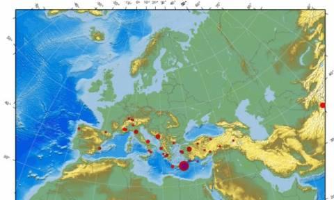 Κρήτη: Μετασεισμών συνέχεια