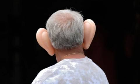 Γιατί μεγαλώνουν τα αυτιά μας όσο γερνάμε;