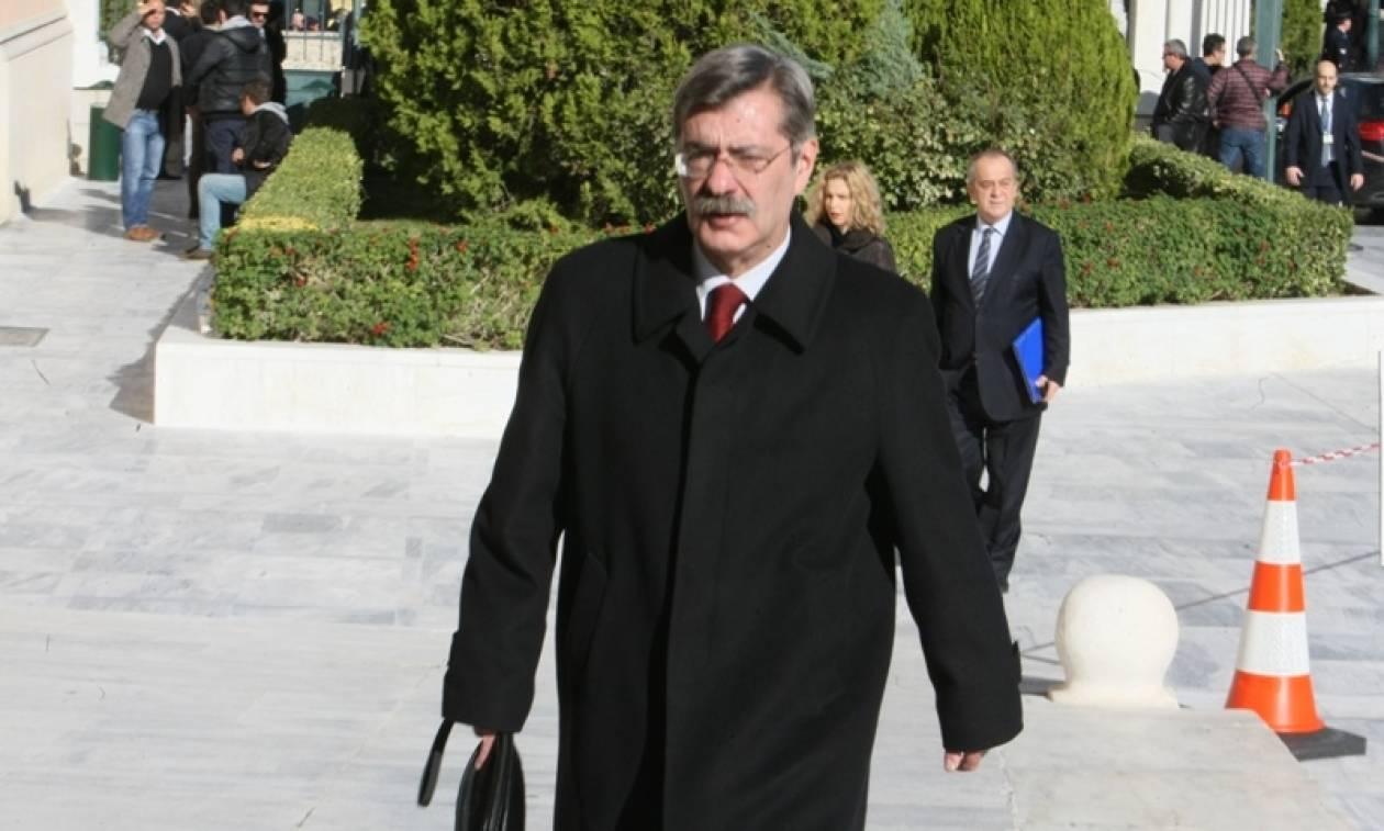 Στο γραφείο του Σαμαρά στην Βουλή προσελήφθη ο Χρ. Λαζαρίδης