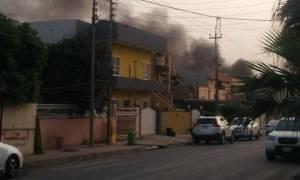 Ιράκ: Ισχυρή έκρηξη έξω από το προξενείο των ΗΠΑ